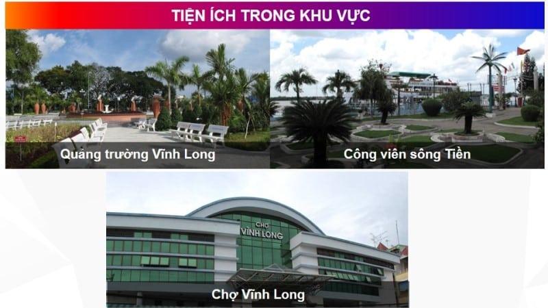 Tiện ích liền kề VL New Town