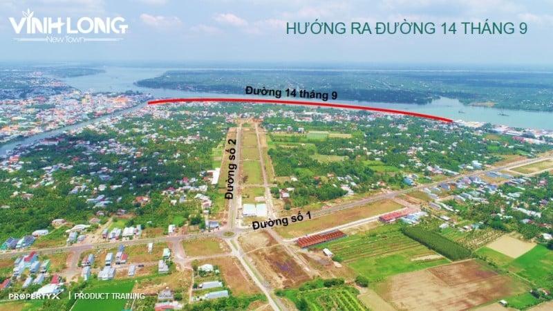 Góc nhìn thực tế từ dự án VLNT về đường 14 tháng 9
