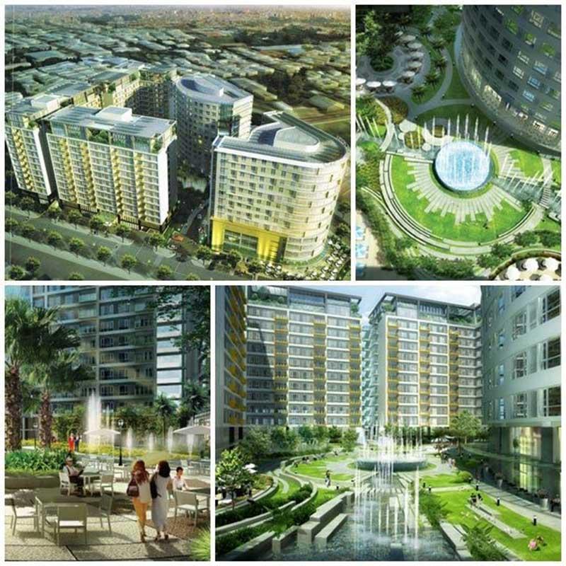 saigon airport plaza cho thue