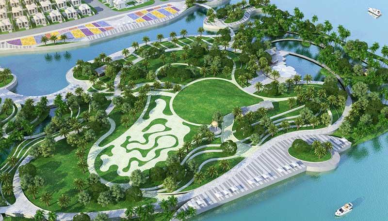 Dự án Palm Marina quận 9