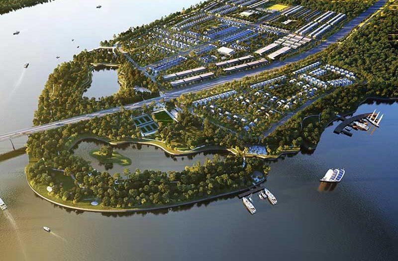 Tổng quan dự án Palm Marina