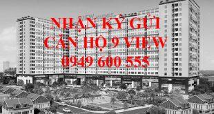 Nhận ký gửi căn hộ 9 View Apartment