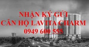 Nhận ký gửi căn hộ Lavita Charm