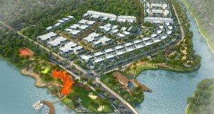 Tổng thề dự án Saigon Universe Villas