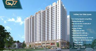Tổng thể dự án Q7 Boulevard
