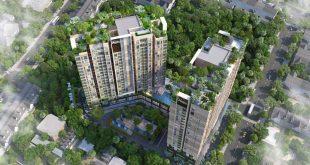 Phối cảnh dự án căn hộ Ascent Garden Home