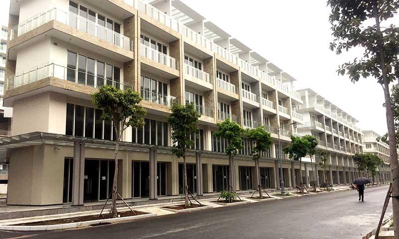 Nhà phố Sari Town