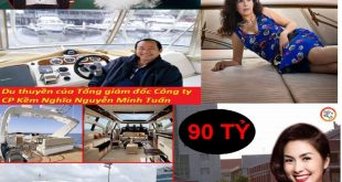 Giới nhà giàu Việt Nam khẳng định đẳng cấp bằng việc sở hữu du thuyền triệu đô