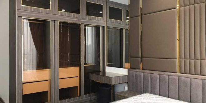 Nội thất Penthouse Vinhomes Bason
