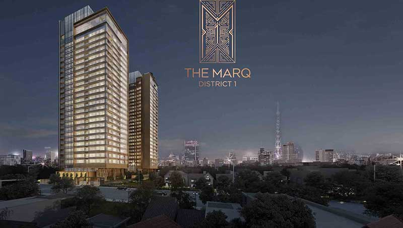The Marq quận 1