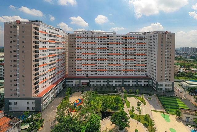 Hình ảnh tổng thể 9View Apartment