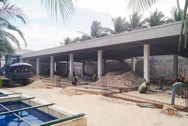 Tiến độ dự án Cam Ranh Mystery Villas