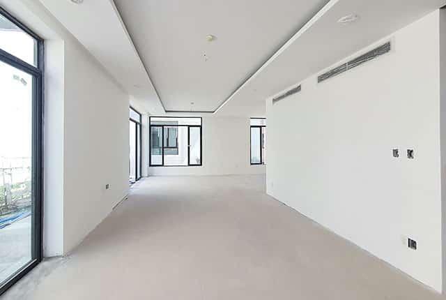 Thi công lắp đặt hoàn thiện nội thất các căn biệt thự còn lại khu J