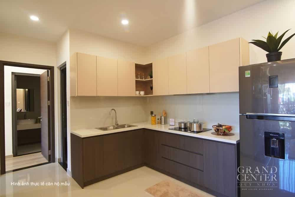 Hình ảnh thực tế phòng bếp