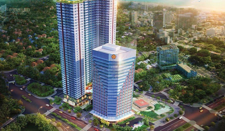 Phối cảnh dự án Quy Nhơn Grand Center