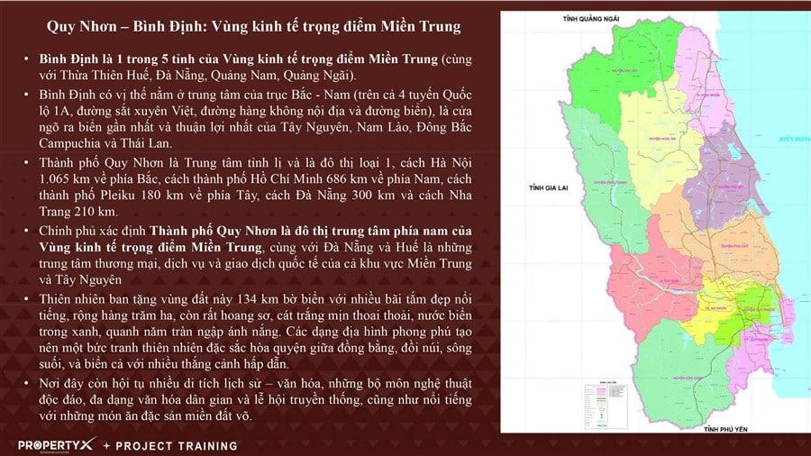 Quy Nhơn – Bình Định: Vùng kinh tế trọng điểm Miền Trung