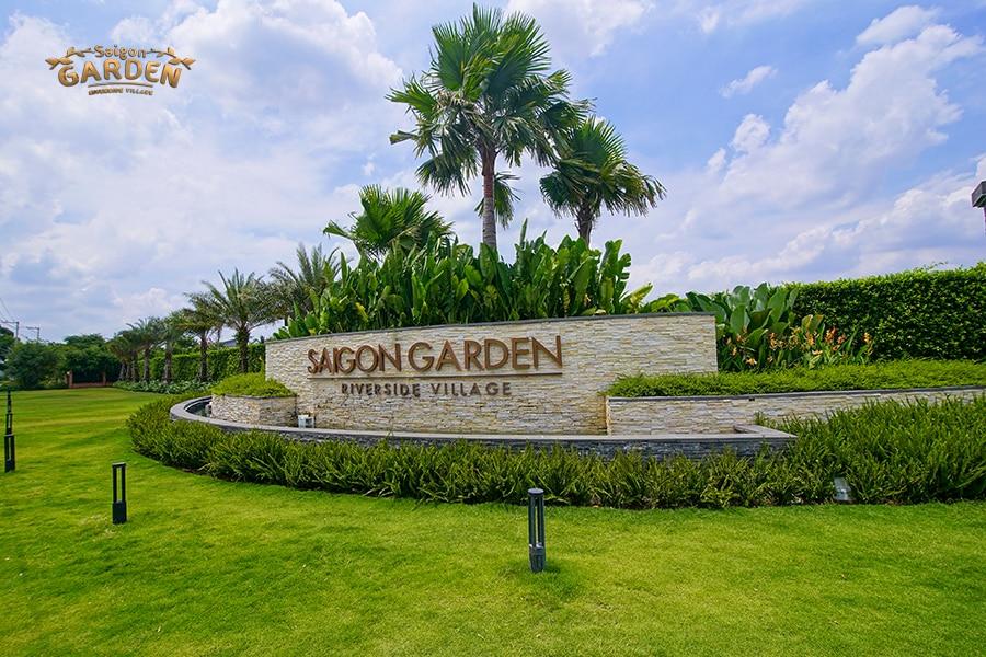 Bảng giá Saigon Garden Riverside Village