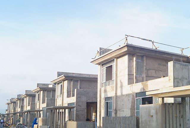Tiến độ Cam Ranh Mystery Villas tháng 10/2019