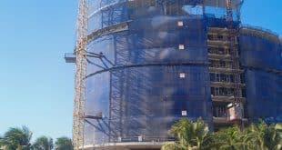 Tiến độ xây dựng Cam Ranh Mystery tháng 2/2020