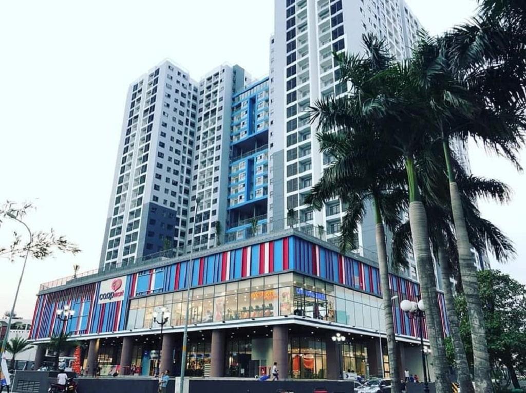 Thực tế dự án Saigon Avenue