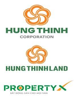 Logo Hưng Thịnh Corp - Hưng Thịnh Land -Propertyx