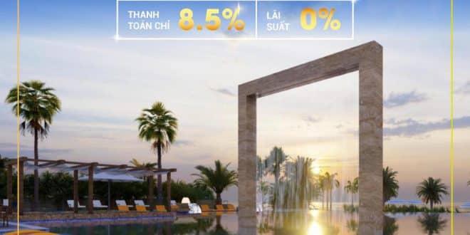 Điểm check in Cổng Mặt trời độc đáo chỉ có tại Hồ Tràm Complex
