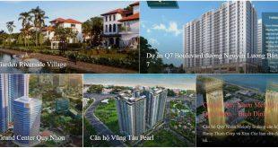 Các dự án Tập đoàn Hưng Thịnh đã triển khai