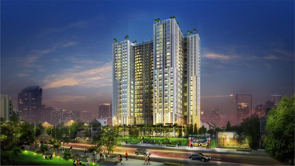 Tổng quan dự án La Cosmo Residences Tân Bình