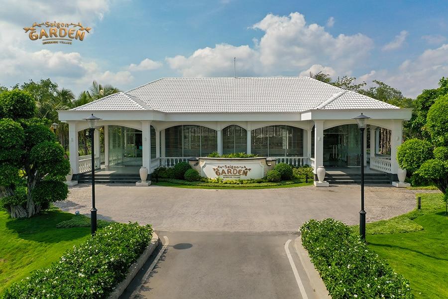 Phòng kinh doanh dự án Saigon Garden