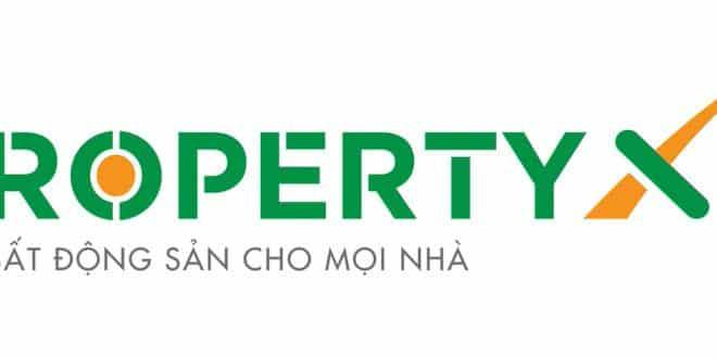 Logo Property X
