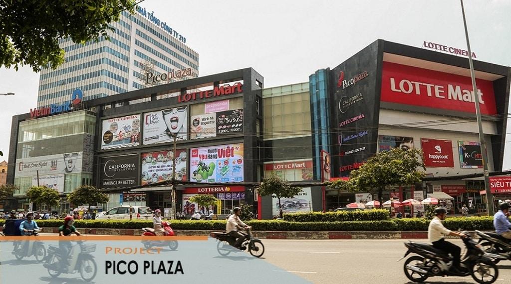 Tiện ích từ trung tâm mua sắm quận Tân Bình