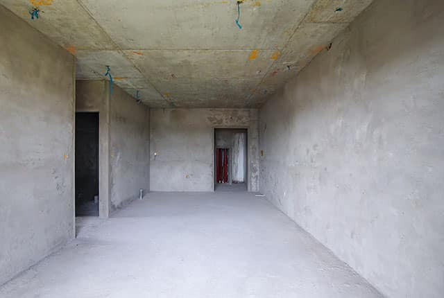Tô tường căn hộ từ tầng 5 đến tầng 12 Block A1, Block A2, Block B và Block C