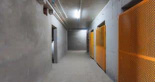 Tô tường hành lang căn hộ từ tầng 5 đến tầng 11 Block B và Block C
