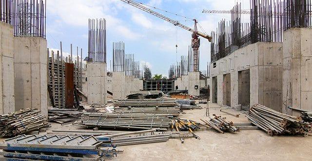 Hoàn thành đổ bê tông tường và cột tầng hầm Block B Charm Thủ Đức