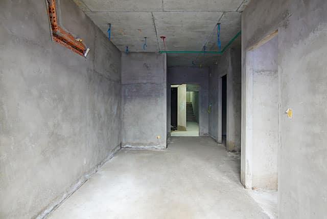 Tô tường căn hộ từ tầng 5 đến tầng 15 Block A1, Block A2, Block B và Block C