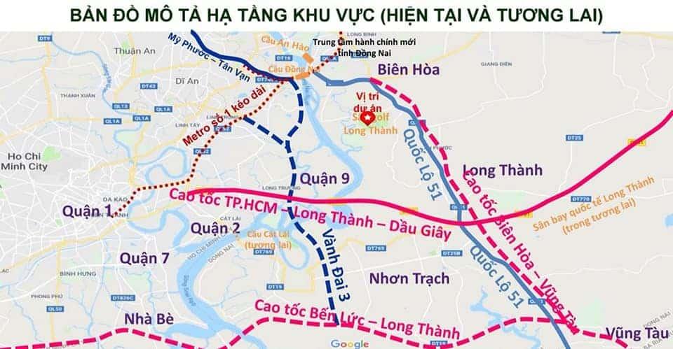 Hơn 14.900 tỉ đồng xây cao tốc Biên Hòa - Vũng Tàu