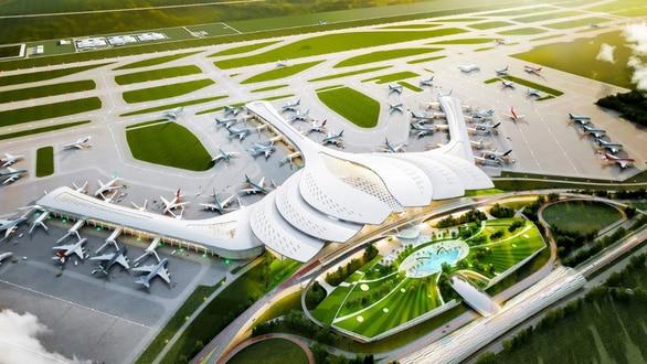 Sân bay quốc tế Long Thành hoàn thành sẽ trở thành cửa ngõ giao thương quan trọng, góp phần thúc đẩy kinh tế quốc gia và khu vực