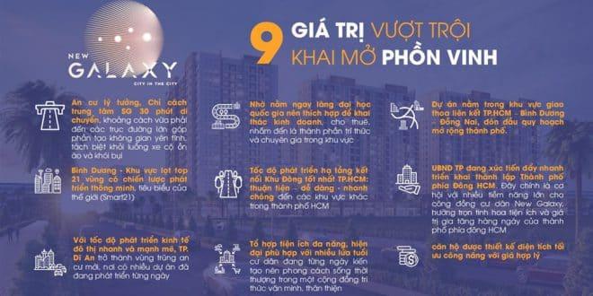 9 Lý do khách hàng nên chọn mua căn hộ New Galaxy