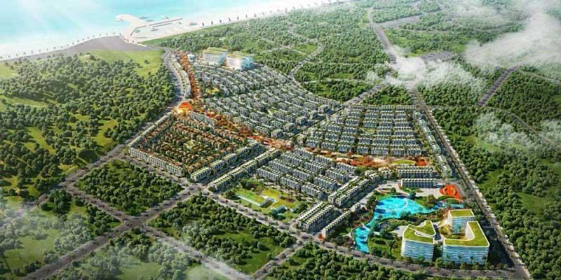 Phối cảnh dự án Meyhomes Capital Phú Quốc