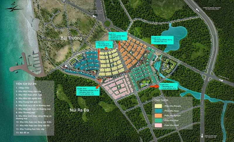 Quy hoạch Meyhomes Capital Phú Quốc