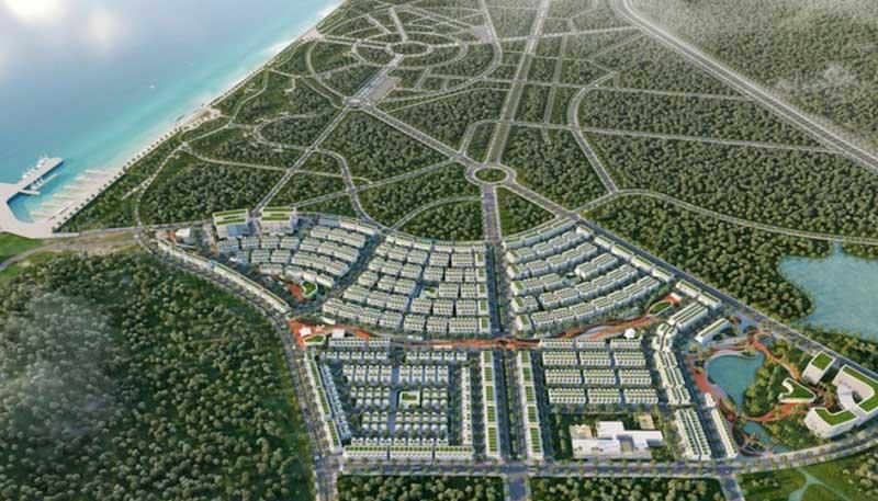 Tổng quan về hình ảnh dự án Meyhomes Capital Phú Quốc