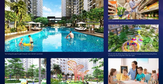 Thiết kế hiện đại căn hộ New Galaxy