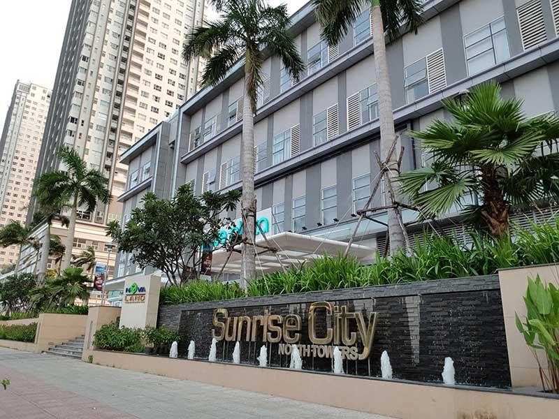 Office Sunrise City