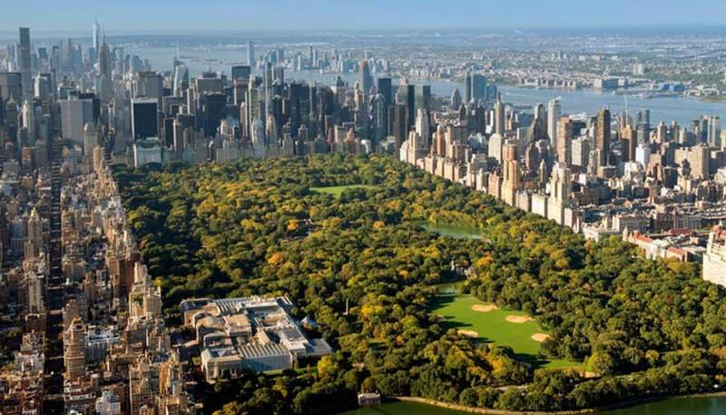 Thành phố New York ở Mỹ