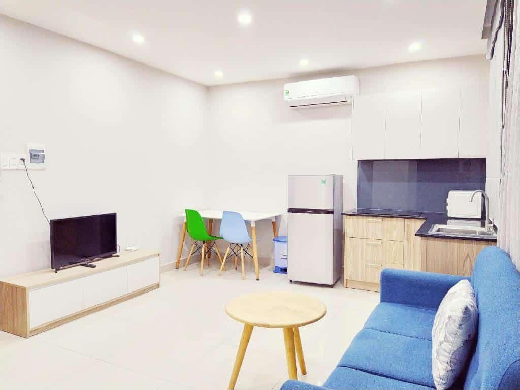 Hình ảnh căn hộ chung cưStudio