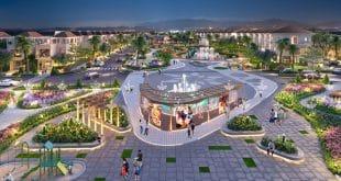Tiện ích quảng trường Lavida Residences
