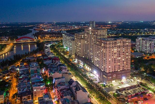 Hình ảnh tổng thể SaigonMia