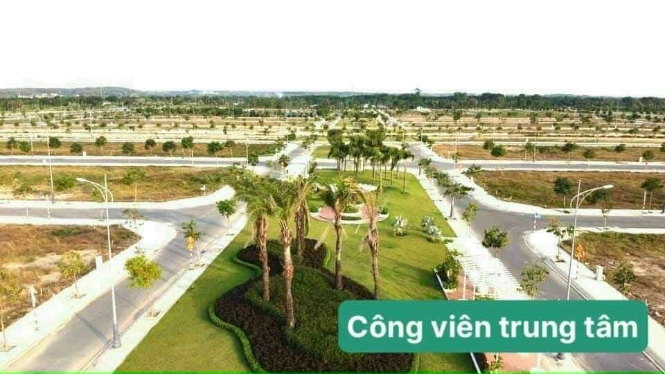Tiến độ xây dựng Biên Hòa New City khu công viên trung tâm