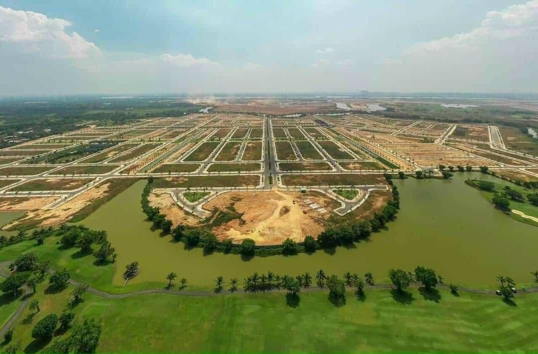 Tổng thể tiến độ Biên Hòa New City tháng 6/2021