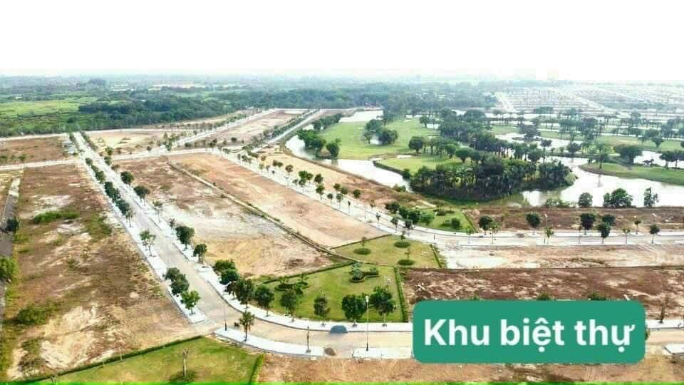 Tiến độ xây dựng Biên Hòa New City khu biệt thự